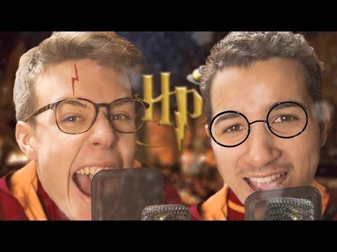 TU MANGES DU PORC HARRY ? - DOUBLAGE #1 (ft. Seb la Frite)