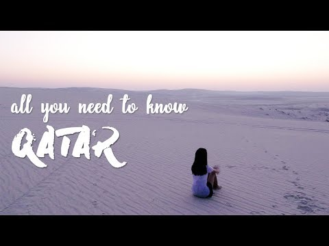 Qatar travel guide ... Is it safe for woman to travel to Qatar?