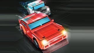 Car vs Cops Gameplay | Android Arcade Game