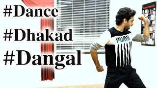 Download Hindi Video Songs - Dance | Dhaakad – Dangal | Aamir Khan | Pritam | Dangal Songs | Raftaar