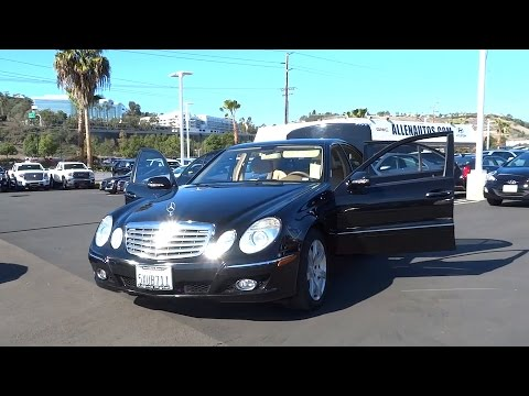 2007 Mercedes Benz E Class Orange County, Irvine, Laguna Niguel, Newport  Beach, Mission Viejo, CA 87