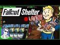 Fallout Shelter Vault 808 - In Full Swing!