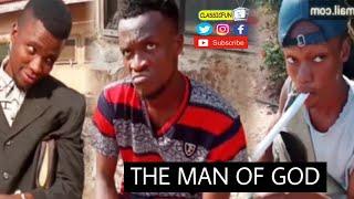 THE MAN OF GOD (ClassicFun Tv Comedy)