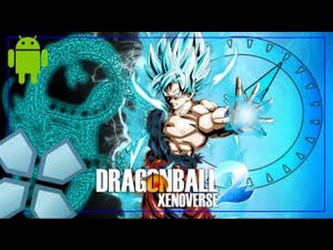 COMO BAIXAR E INSTALAR DRAGON BALL XENOVERSE 2 PARA ANDROID [ MOD - PPSSPP ]