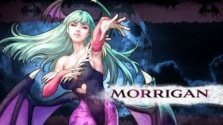 Click here for the announcement trailer http://bit.ly/UMaBPC Curious what Morrigan can do in Darkstalkers? Check out this new profile video showcasing her ...