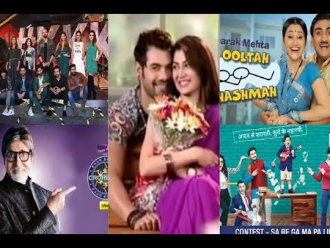 In Graphics: TRP Toppers of week this week, BRAC India Data
