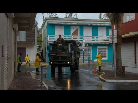 Ouragan Maria : la Martinique et la Guadeloupe placées en alerte maximale