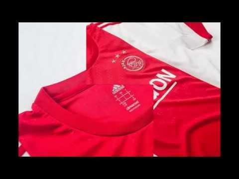 Nueva camisetas de futbol del Ajax 2013 2014 baratas