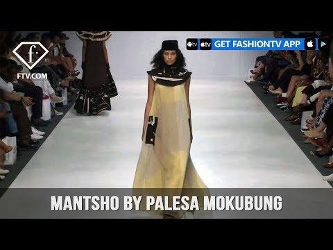 South Africa Fashion Week Fall/Winter 2018 - Mantsho By Palesa Mokubung | FashionTV
