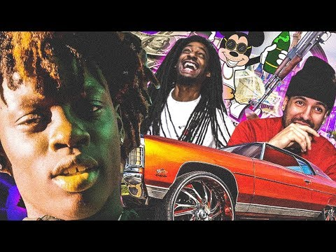 """GlokkNine """"Crayola"""" (WSHH Exclusive - Official Music Video) - REACTION"""