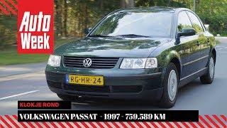 Volkswagen Passat 1.9 TDI - 1997 – 759.589 km - Klokje Rond