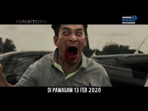 Zombitopia Official Trailer