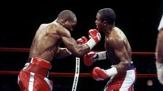 Легендарные бои: Тринидад-Хопкинс (2001)   FightSpace
