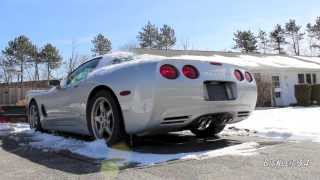 2000 Corvette Cold Start and First Drive thumbnail