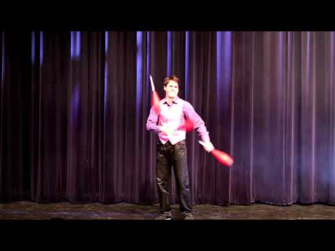 Chuck Clark Juggling
