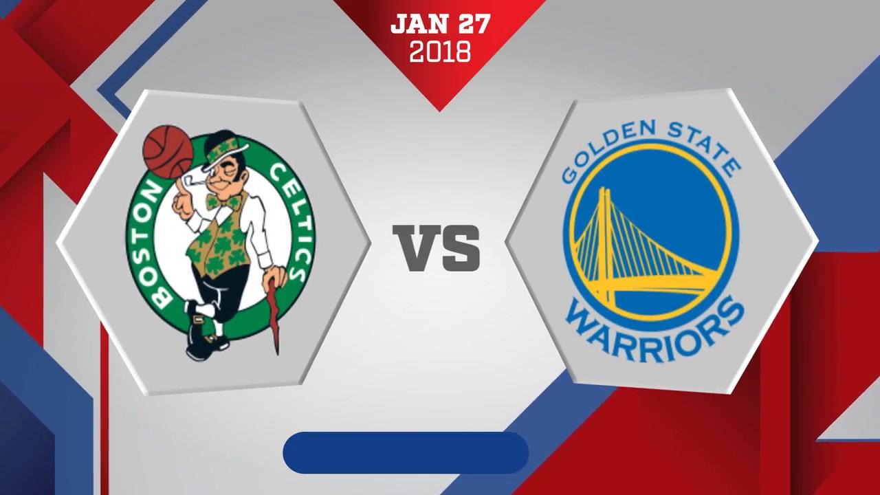 Boston Celtics vs. Golden State Warriors - March 05, 2019 ...
