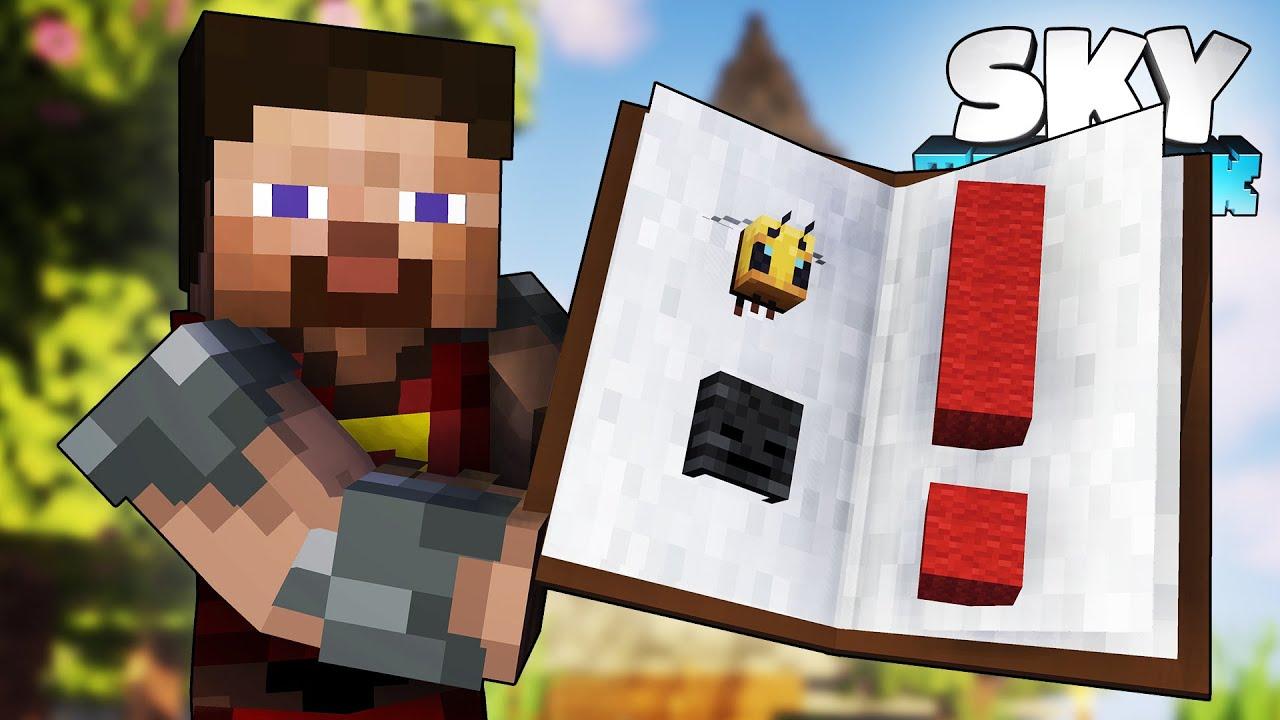 Spezialaufträge in Sky Attack 🚀 Minecraft Skyblock - Sky Attack #11