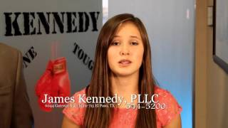 James Kennedy, P.L.L.C. Video - James Kennedy is on your side