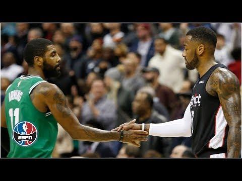 Kyrie Irving, John Wall duel in Celtics' OT win vs. Wizards | NBA Highlights