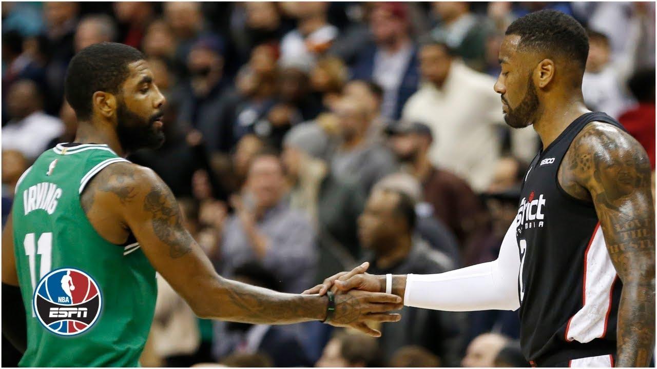 Kyrie Irving, John Wall duel in Celtics' OT win vs. Wizards   NBA Highlights