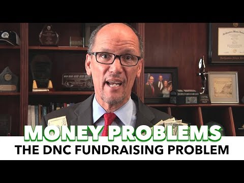 The Democratic Party Has A Fundraising Problem