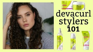 Devacurl Products Review | how to pick the right products