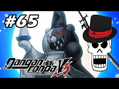 Danganronpa V3 w/ Noby - EP65 - Seesaw Guy is Salty! - Chapter 3 Ending (VN Adventure - Blind)