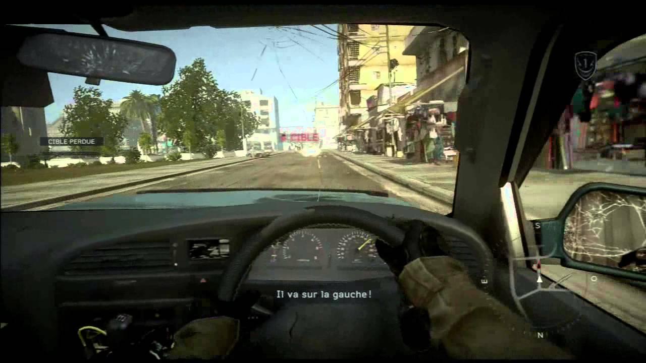 mission voiture pc warfighter