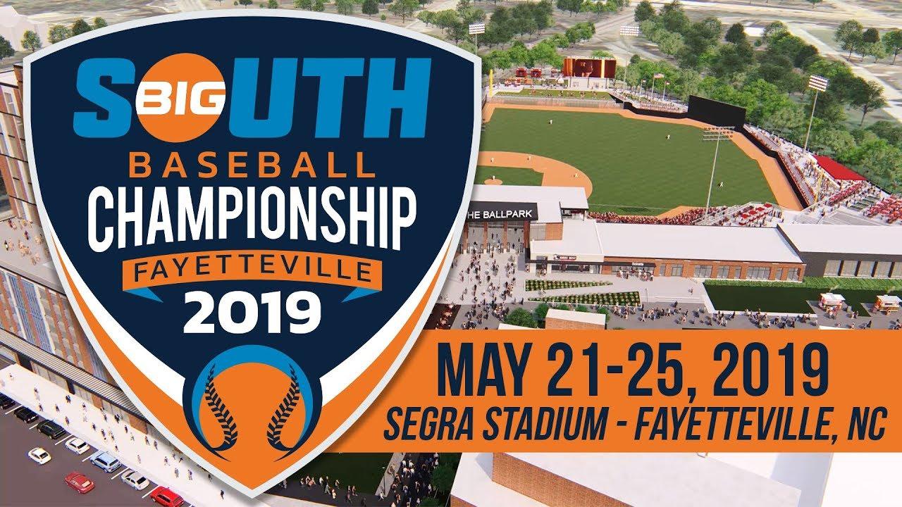 2019 Big South Baseball Championship | Fayetteville, NC