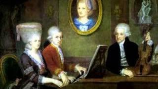 Mozart- Harpsichord Concerto No. 1 KV 107 i. Allegro