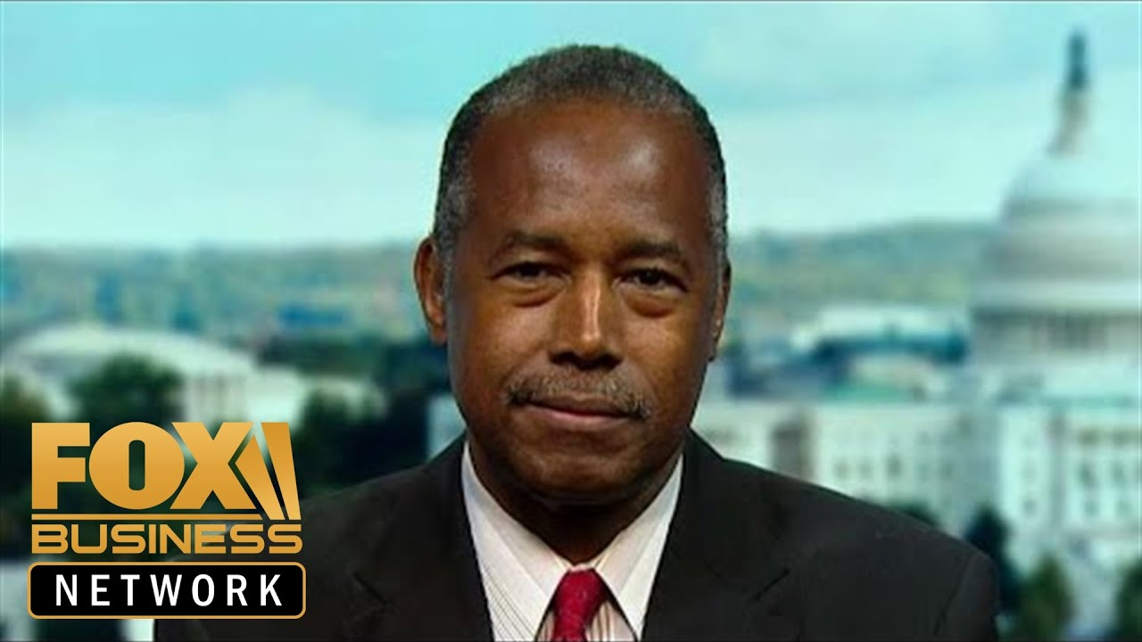 Ben Carson on US-China trade, says Trump is a great negotiator