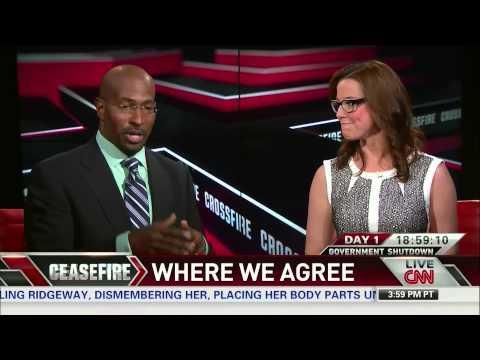Crossfire: U.S. Senators Debbie Stabenow and Tom Coburn (part 3/3)