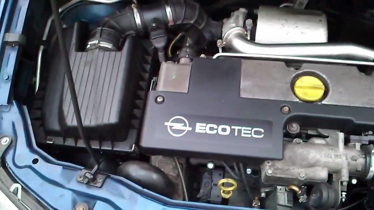 Opel Zafira 2 0 Dti Dziwne Stuki W Silniku
