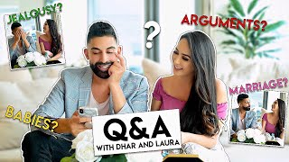 Couples Q&A | Dhar & Laura