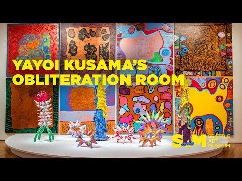 Behind the Scenes of Yayoi Kusama with Curator Catharina Manchanda