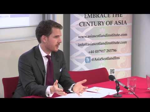 Asia Scotland Institute Valentin Schmid Presentation
