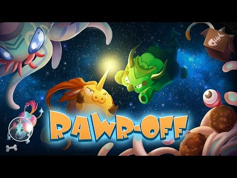 RAWR-OFF – ultimate party game is now our for Nintendo Switch!