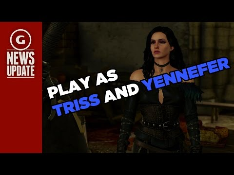 Play The Witcher 3's Female Characters with This Mod - GS News Update: NexusMods user ParKan has created a mod that gives you the option to play the open-world game's female characters, including Triss, Yennefer, Ciri, and Shani.  Subscribe to us on YouTube Gaming! http://gaming.youtube.com/gamespot  Visit all of our channels: Features & Reviews - http://www.youtube.com/GameSpot Gameplay & Guides - http://www.youtube.com/GameSpotGameplay Trailers - http://www.youtube.com/GameSpotTrailers Mobile Gaming - http://www.youtube.com/GameSpotMobile  Like  - http://www.facebook.com/GameSpot Follow - http://www.twitter.com/GameSpot  http://www.gamespot.com