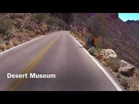 Cycling Arizona (Lemmon, Tucson, Tempe, Saguaro Lake)
