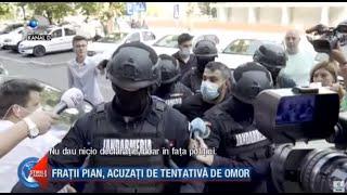 Stirile Kanal D(12.08.2020) - Fratii Pian, acuzati de tentativa de omor! | Editie de seara
