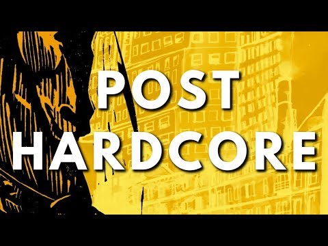 5 Albums to Get You Into POST HARDCORE