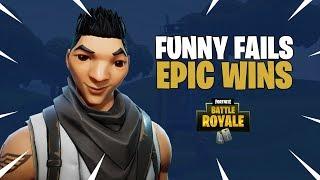 FORTNITE FAILS & EPIC WINS #7 (Fortnite Funny Fails & WTF Funny Moments) thumbnail