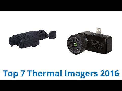7 Best Thermal Imagers 2016