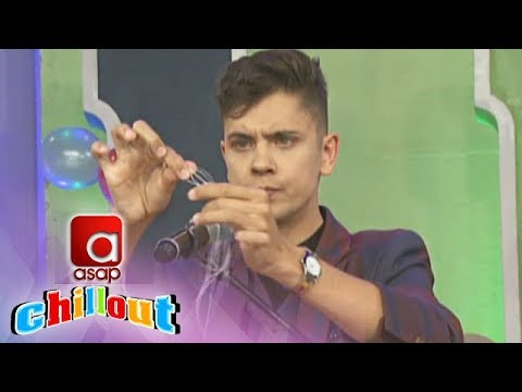 ASAP Chillout: Ben Hart shows his favorite magic trick