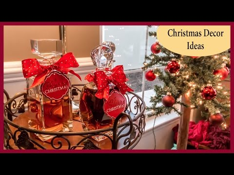 Ranch Home with Inviting Christmas Decor