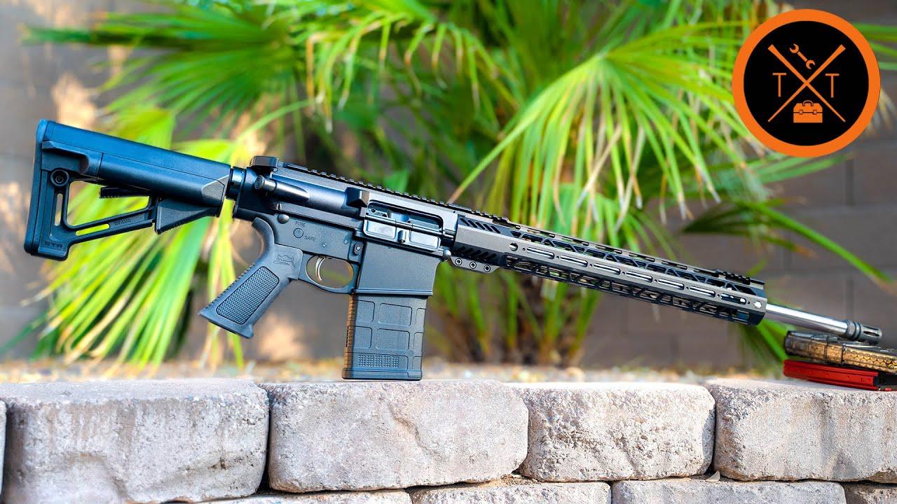 World's EASIEST AR-10 Build..(on the cheap)