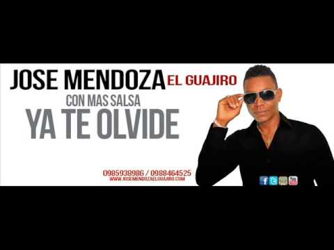 Ya  te  Olvide . Jose mendoza El  Guajiro Ft  Orquesta El Solar