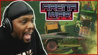 Trying The New GTA 5 Online Arena War Mode! (GTA 5 Online Funny Moments)