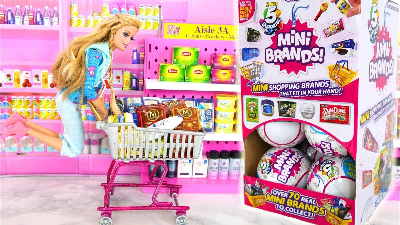 c057c156cf8b6d Grocery Shopping Goods of Doll Supermarket Itens de supermercado السلع  البقالة barang supermarket – Shopping time