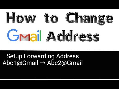 Is there any way to change your email address